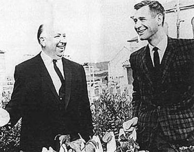 Ed McBain és Alfred Hitchcock
