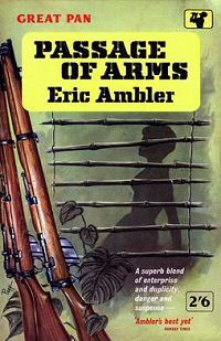 Passage of arms - Eric Ambler