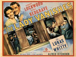 Ethel Lina White: The Lady Vanishes filmplakát