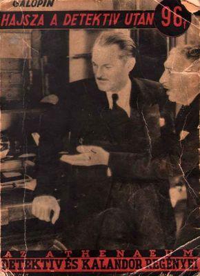 Hajsza a detektív után (1933)