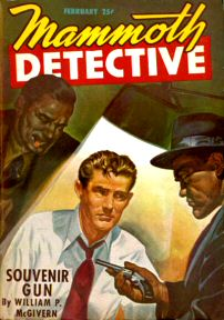 Mammoth Detective Magazine, William P. McGivern
