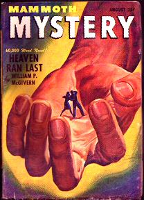 Mammoth Mystery Magazine, William P. McGivern