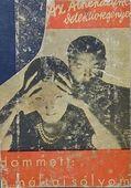A máltai sólyom (1936)