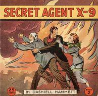 Secret-Agent-X-9-Book-2