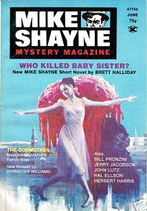 Mike Shayne Mystery Magazine 1974