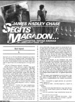 James Hadley Chase: Segíts magadon
