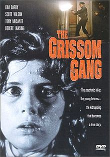 The Grissom Gang - filmplakát