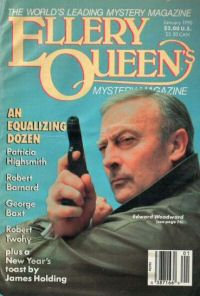 Ellery Queens - Mystery Magazine