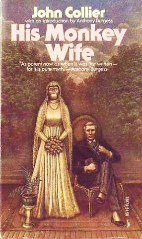 John Collier: His Monkey Wife