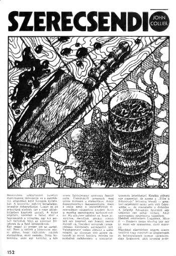 John Collier: Szerecsendió