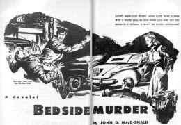 John D. MacDonald: Bedside Murder