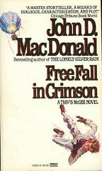John D. MacDonald: Free Fall in Crimson