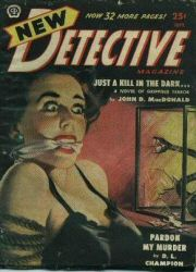 John D. MacDonald: Just a Kill in the Dark