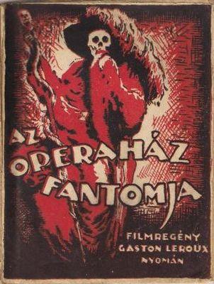 Az operaház fantomja (filmregény)