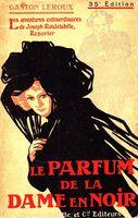 Le parfum de la dame en noir