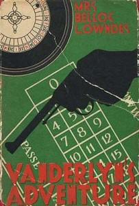 Marie Adelaide Belloc Lowndes: Vanderlyn's Adventure