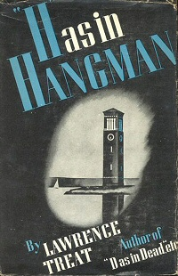 Lawrence Treat: H as in hangman