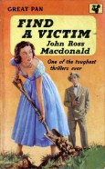 Ross Macdonald: Find a Victim