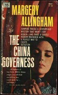 Margery Allingham: The China Governess