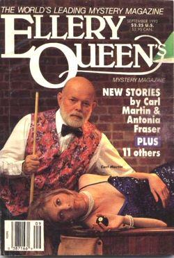 Ellery Queen Mystery Magazine - Nussbaum