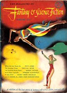 Fantasy & Science Fiction 1951