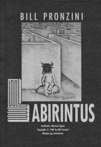 Bill Pronzini: Labirintus