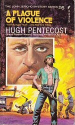 Hugh Pentecost: A Plague of Violence