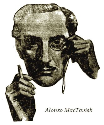 Alonzo MacTavish