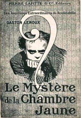 Pierre Véry: Le mystere de la chambre jaune
