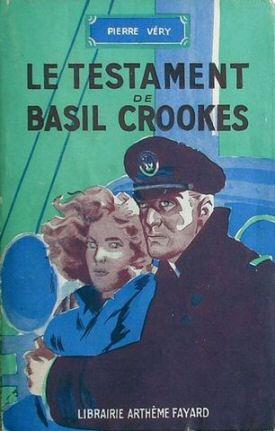Pierre Véry: Le testament de Basil Crookes