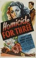 Homicide for Three film