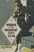 Murder at the Women's City Club