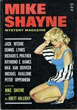Mike Shayne Mystery Magazine 1964