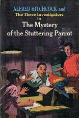 Robert Arthur: The Mystery of the Stuttering Parrot