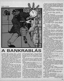 A bankrablás k