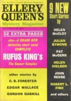 Ellery Queen's Mystery Magazine 1963