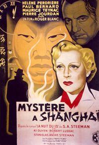 Mystére a Shanghai