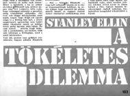 Stanley Ellin: A tökéletes dilemma