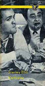 Stanley Ellin: Kártyavár