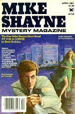 Mike Shayne Mystery Magazine