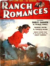 Ranch Romances Magazine
