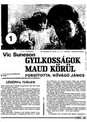 Gyilkosságok Maud körül kicsi