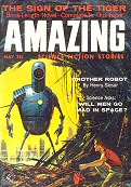 Amazing Science Fiction stories 1958.05