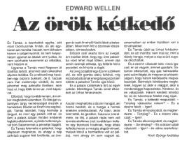 Edward Wellen: Az örök kétkedő