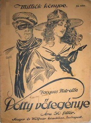 Dolly vőlegénye - Jacques Futrelle